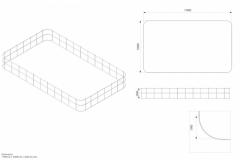Progetto 3D appendimento su misura