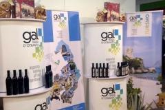 Corner promozionale per prodotti