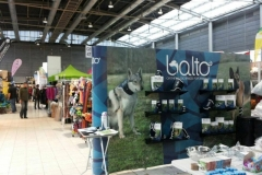 Stand con fondale Pop Up