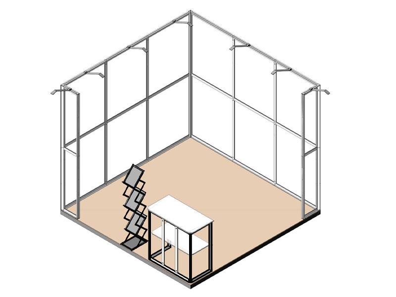 Tokyo - render3d stand